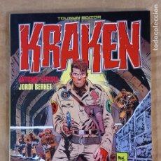 Fumetti: KRAKEN - TOUTAIN / NÚMERO 1 (JORDI BERNET). Lote 278185088