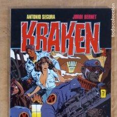 Fumetti: KRAKEN - TOUTAIN / NÚMERO 2 (JORDI BERNET). Lote 278185268