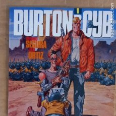 Fumetti: BURTON & CYB - TOUTAIN / NÚMERO 1 (JOSÉ ORTIZ). Lote 278185933