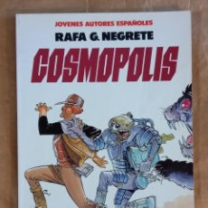 Cómics: COSMÓPOLIS (JÓVENES AUTORES ESPAÑOLES / NÚMERO 3) - TOUTAIN (RAFA G. NEGRETE). Lote 278190978