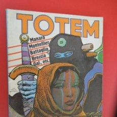 Cómics: TOTEM Nº 41 COMICS NUEVA FRONTERA -1977. Lote 278269508