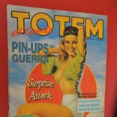 Cómics: TOTEM EL COMIX Nº 41.1ª EDICIÓN - TOUTAIN - 1990. Lote 278270363