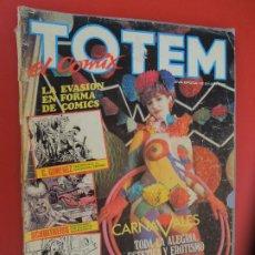 Cómics: TOTEM EL COMIX Nº 5 - TOUTAIN - 1987. Lote 278270618