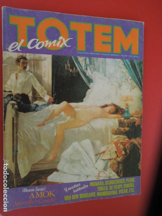 TOTEM EL COMIX Nº 30. - TOUTAIN EDITOR - 1990 (Tebeos y Comics - Toutain - Otros)