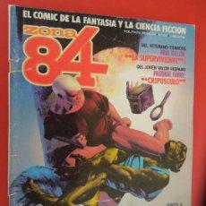 Cómics: ZONA 84 Nº 52- TOUTAIN EDITOR.. Lote 278272538