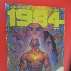Cómics: 1984 Nº 39 FANTASIA Y CIENCIA FICCION - TOUTAIN EDITOR - 1982. Lote 278273023