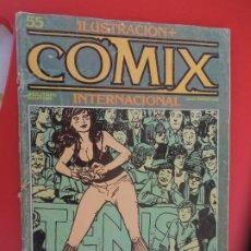 Cómics: COMIX INTERNACIONAL Nº 55 - TOUTAIN EDITOR. Lote 278275413