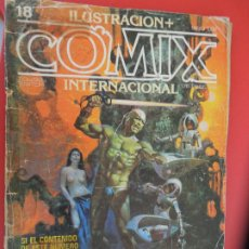 Cómics: COMIX INTERNACIONAL Nº 18 -TOUTAIN EDITOR AÑOS 80. Lote 278275603