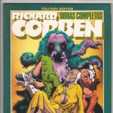 Fumetti: TOUTAIN. OBRAS COMPLETAS. 5. UNDERGROUND 2.. Lote 274429298