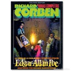 Cómics: CORBEN EDGAR ALLAN POE. Lote 278434858