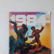 Cómics: 1984. N° 24. TOUTAIN EDITOR. 1980.. Lote 279510438