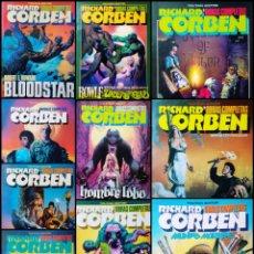 Comics: RICHARD CORBEN (OBRAS COMPLETAS 1 - 10). Lote 276751328