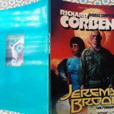 Fumetti: RICHARD CORBEN, JEREMY BROOD, ORIGINLNAL TOUTAIN 1984. Lote 279563183