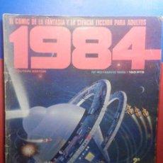Cómics: COMIC - 1984 - Nº 40 - MAYO 1982 - SALON DEL COMIC BARCELONA - TOUTAIN. Lote 280730638