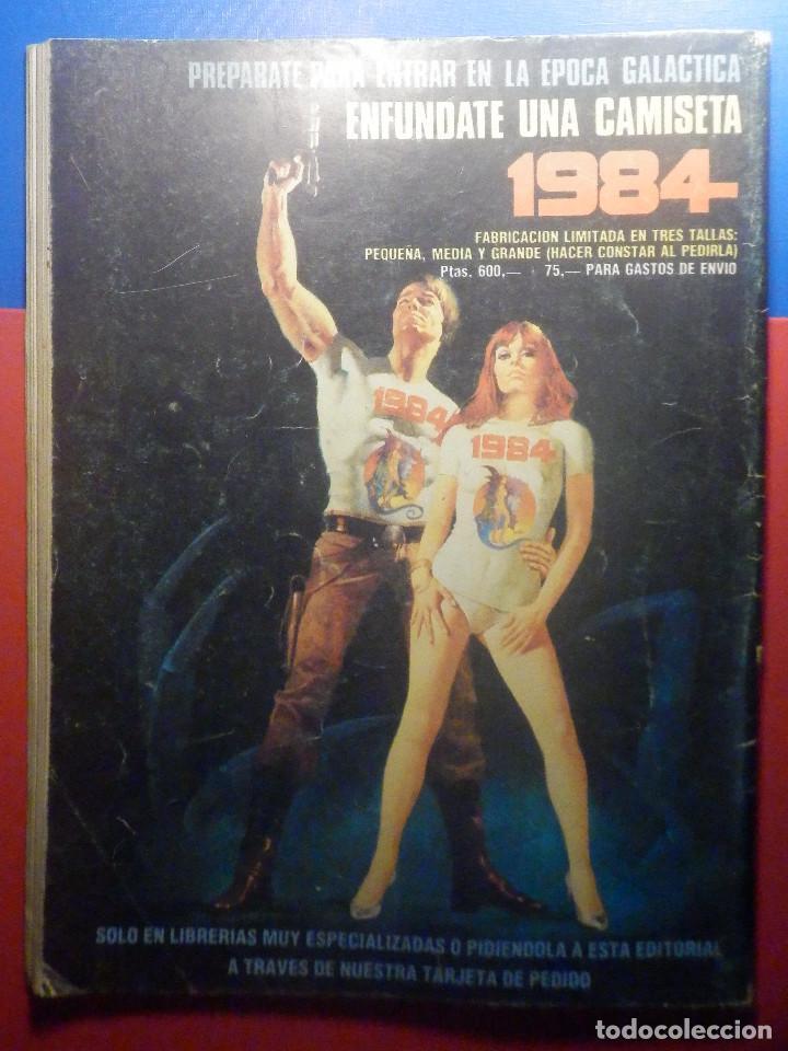 Cómics: Comic - 1984 - nº 40 - Mayo 1982 - Salon del Comic Barcelona - Toutain - Foto 2 - 280730638