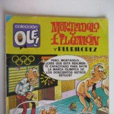 Comics: MORTADELO Y FILEMÓN. COLECCIÓN OLÉ, Nº 195 BRUGUERA ARX128. Lote 280821378