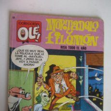 Comics: MORTADELO Y FILEMÓN. COLECCIÓN OLÉ, Nº 93 BRUGUERA ARX128. Lote 280821543