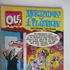 Fumetti: MORTADELO Y FILEMÓN. COLECCIÓN OLÉ, Nº 152 BRUGUERA ARX128. Lote 280822053