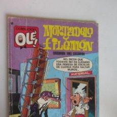 Fumetti: MORTADELO Y FILEMÓN. COLECCIÓN OLÉ, Nº 101 BRUGUERA ARX128. Lote 280822163