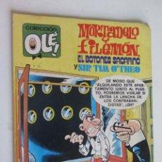 Fumetti: MORTADELO Y FILEMÓN. COLECCIÓN OLÉ, Nº 167 BRUGUERA ARX128. Lote 280822223