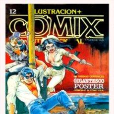 Fumetti: COMIX INTERNACIONAL Nº 12 - TOUTAIN EDITOR - 1981 - PERFECTO ESTADO. Lote 280972718