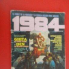 Cómics: 1984 Nº 34 FANTASIA Y CIENCIA FICCION - TOUTAIN EDITOR - 1981. Lote 281929958