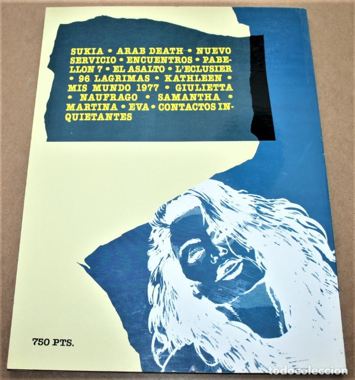 Cómics: MUJERES SECRETAS - MIKE RATERA - TOUTAIN EDITOR - 1991 - Foto 2 - 281934318