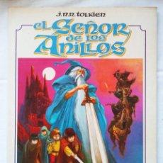 Comics: EL SEÑOR DE LOS ANILLOS . I PARTE. J.R.R. TOLKIEN. TOUTAIN. CCTT. Lote 282542293