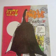 Fumetti: MIRLOWE Y VIOLETA. VAMPIROS 87. NÚMERO 6. COLECCIÓN TOPE GUAY. ED. JUNIOR E1. Lote 282944613