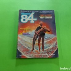 Cómics: ZONA 84 -TOUTAIN-Nº 48 -EXCELENTE ESTADO. Lote 283003303
