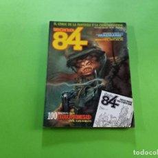 Cómics: ZONA 84 -TOUTAIN-Nº 59 -EXCELENTE ESTADO. Lote 283003338