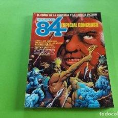 Cómics: ZONA 84 ESPECIAL CONCURSO - EXCELENTE ESTADO. Lote 283004313