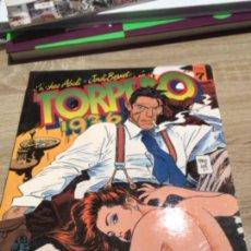 Fumetti: SÁNCHEZ ABULI / JORDI BERNET. TORPEDO 1936. TOMO 7 COLOR. PRECINTADO. Lote 283010088