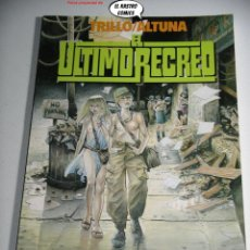 Fumetti: EL ÚLTIMO RECREO, CARLOS TRILLO / HORACIO ALTUNA, ED. TOUTAIN AÑO 1989. Lote 283049503