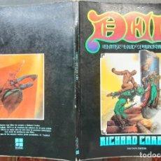 Comics: RICHARD CORBEN , DEN, VIAJE FANTÁSTICO AL MUNDO DE NUNCA NADA. Lote 283371738