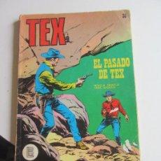 Comics: CÓMICS: TEX Nº 35 - EL PASADO DE TEX EDICIONES BURU-LAN, 1971 ARX136. Lote 283460053