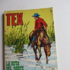 Comics: TEX Nº 39. LA RUTA DEL NORTE EDICIONES BURU-LAN, 1971 ARX136. Lote 283461633