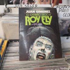 Fumetti: JUAN GIMÉNEZ, EL EXTRAÑO JUICIO A ROY ELY. Lote 284081823