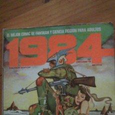 Comics: 1984 Nº 17 - TOUTAIN. Lote 284233173