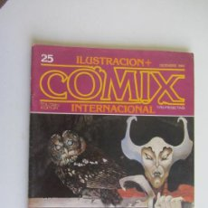 Fumetti: COMIX INTERNACIONAL Nº 25 - TOUTAIN EDITOR E2. Lote 284516788
