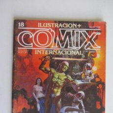 Fumetti: COMIX INTERNACIONAL Nº 18 - TOUTAIN EDITOR ARX140. Lote 284517383