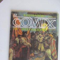 Fumetti: ILUSTRACION + COMIX INTERNACIONAL - Nº 22 - TOUTAIN EDITOR ARX141. Lote 284647278