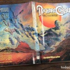 Fumetti: VUELO A LA FANTASIA. RICHARD CORBEN. FERSHID BHARUCHA. TOUTAIN EDITOR, 1981. Lote 285248678