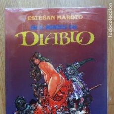 Fumetti: EN EL NOMBRE DEL DIABLO - ESTEBAN MAROTO - SIN DESPRECINTAR. Lote 285254703