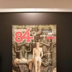 Comics: REVISTA ZONA 84 NÚMERO 58 RICHARD CORBEN FERNANDO FERNÁNDEZ MIGUEL ÁNGEL MARTÍN. Lote 285434793