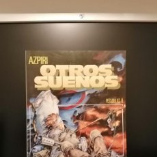 Comics: OTROS SUEÑOS PESADILLAS II DE ALFONSO AZPIRI TOUTAIN EDITOR. Lote 285439038