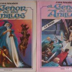 Comics: EL SEÑOR DE LOS ANILLOS / PARTE 1 Y 2 / ED. TOUTAIN - REF.114. Lote 285544663