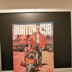 Comics: BURTON Y CYB TOMO 1 DE ANTONIO SEGURA Y JOSÉ ORTIZ TOUTAIN EDITOR. Lote 285542223
