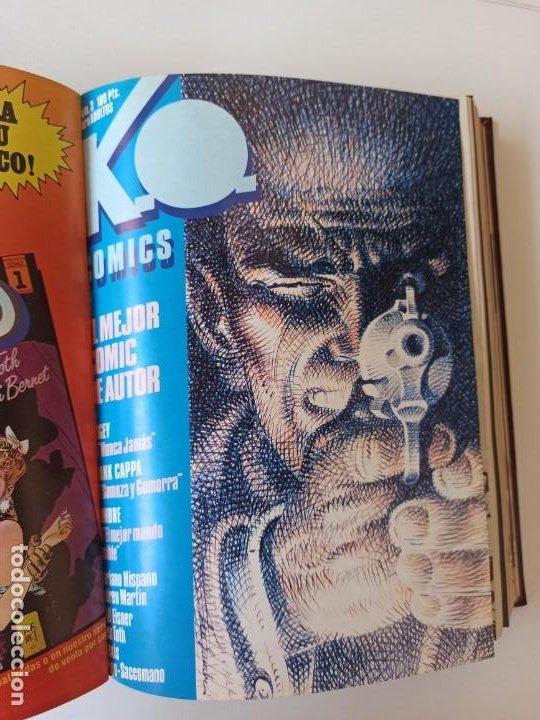 Cómics: THRILLER Y K.O. COMICS COLECCIONES COMPLETAS EN RUSTICA - TOUTAIN EXCELENTE ESTADO - Foto 9 - 286182453