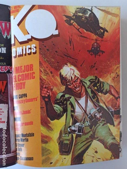 Cómics: THRILLER Y K.O. COMICS COLECCIONES COMPLETAS EN RUSTICA - TOUTAIN EXCELENTE ESTADO - Foto 10 - 286182453